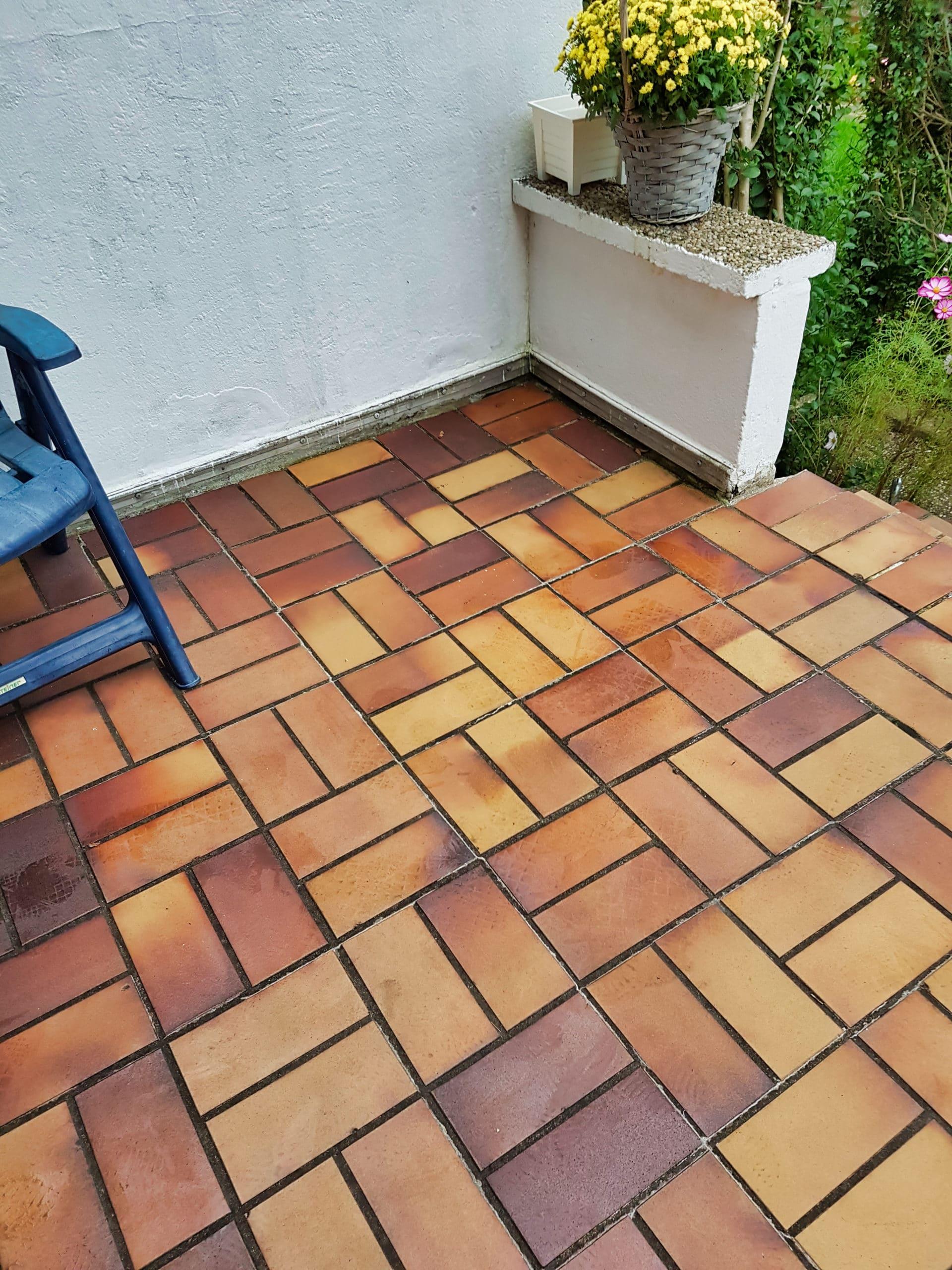 Terrassensanierung mit Steinteppich » Steinteppich Ratgeber