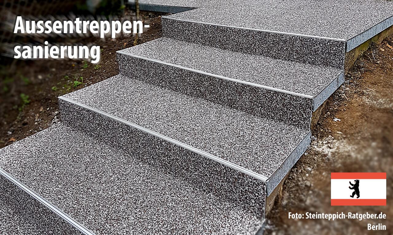 Steinteppich verlegen » Ihre Profis in Berlin – gut & günstig