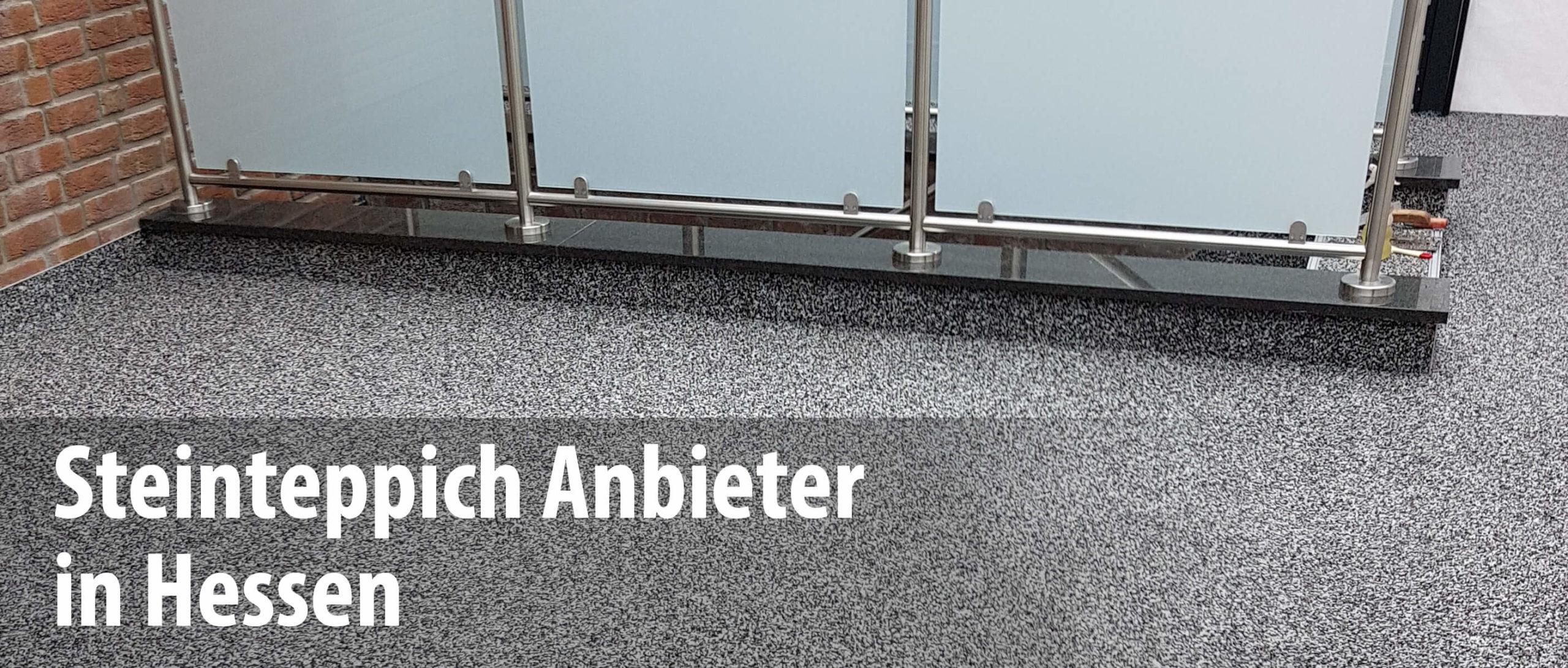 Wir arbeiten mit Steinteppich-Anbietern in Hessen zusammen und bieten mit unseren Partnern die professionelle Sanierung und Abdichtung von Balkonen und Terrassen.