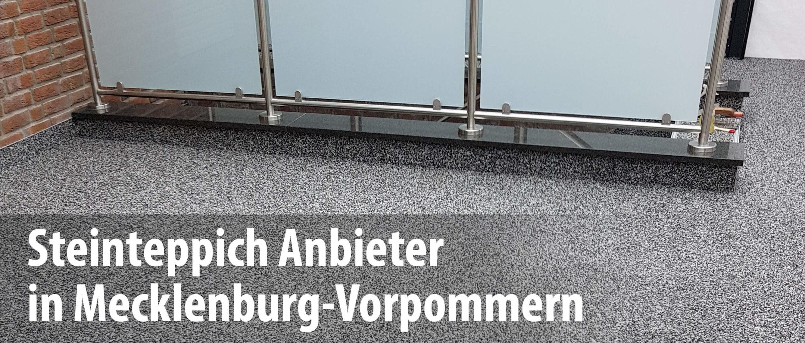 Wir arbeiten mit Steinteppich-Anbietern in Mecklenburg-Vorpommern zusammen und bieten mit unseren Partnern die professionelle Sanierung und Abdichtung von Balkonen und Terrassen.