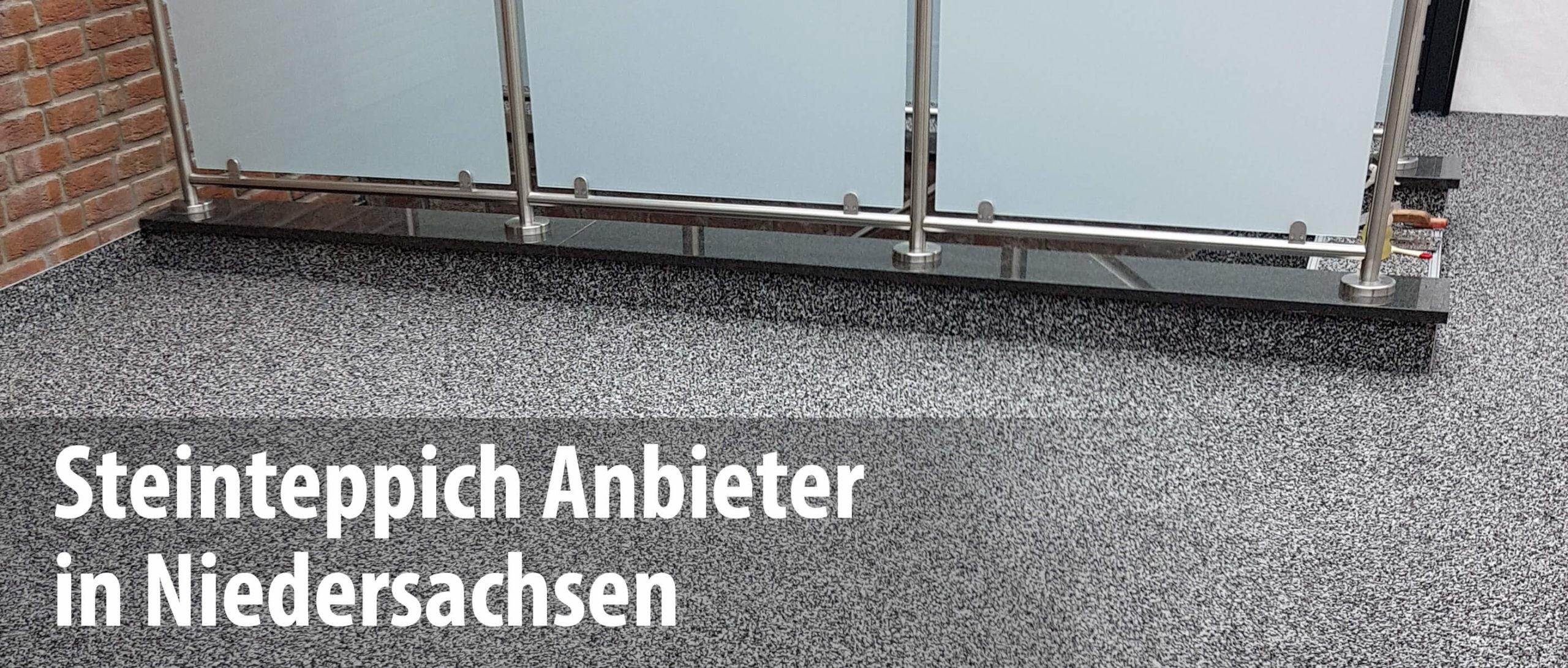 Wir arbeiten mit Steinteppich-Anbietern in Niedersachsen zusammen und bieten mit unseren Partnern die professionelle Sanierung und Abdichtung von Balkonen und Terrassen.
