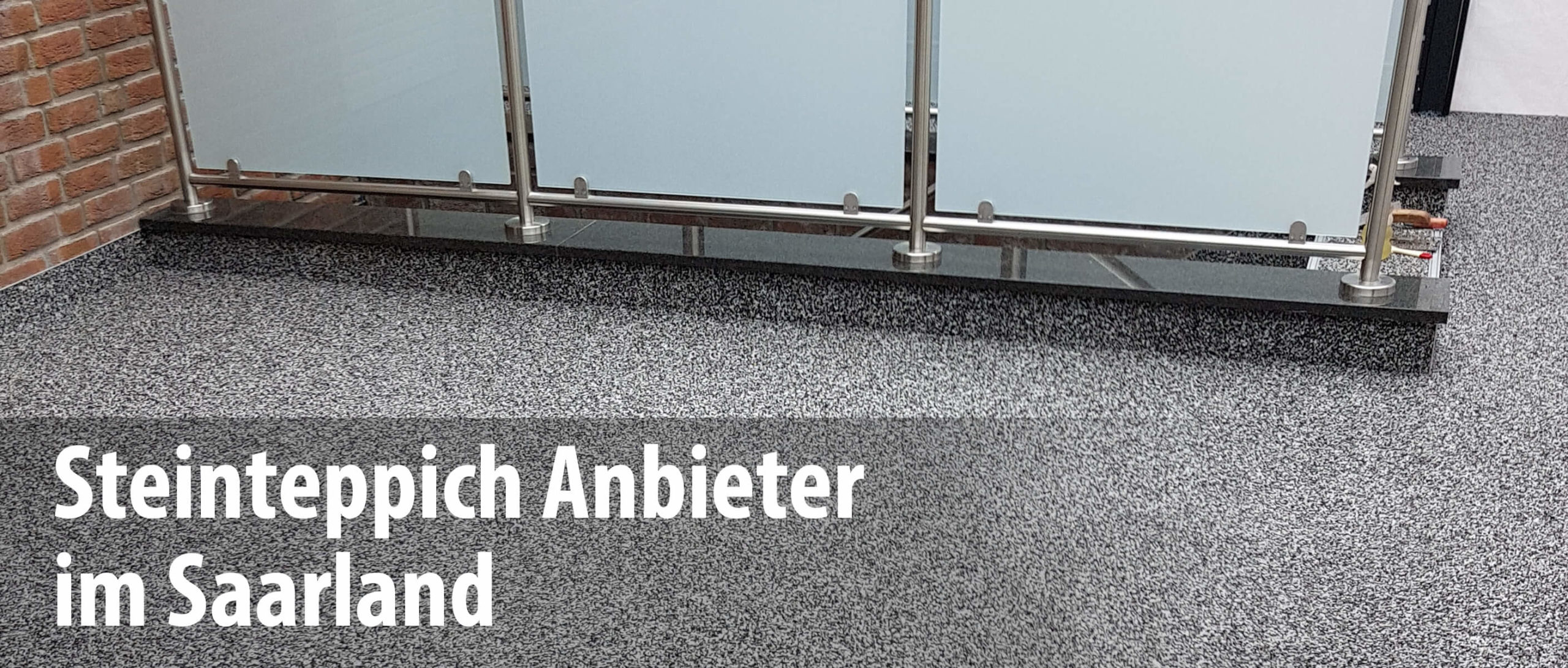 Wir arbeiten mit Steinteppich-Anbietern im Saarland zusammen und bieten mit unseren Partnern die professionelle Sanierung und Abdichtung von Balkonen und Terrassen.