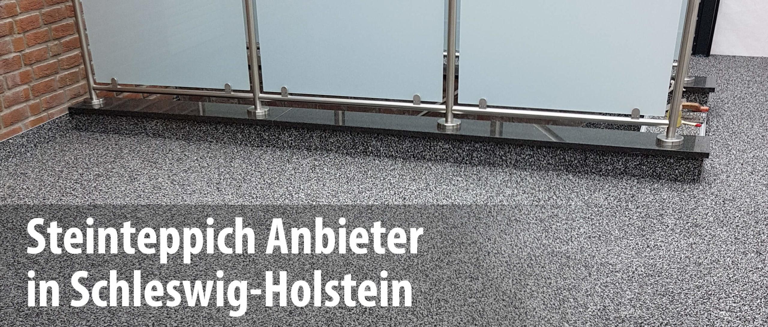 Wir arbeiten mit Steinteppich-Anbietern in Schleswig-Holstein zusammen und bieten mit unseren Partnern die professionelle Sanierung und Abdichtung von Balkonen und Terrassen.